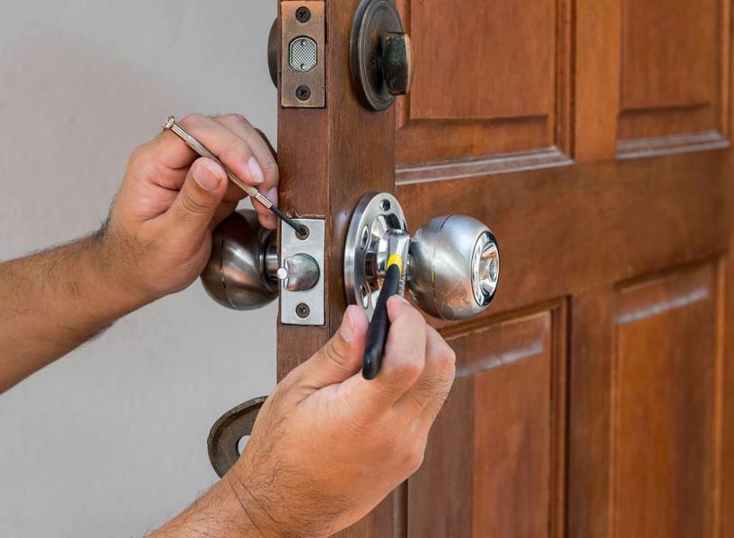 How to Fix a Loose Door Latch