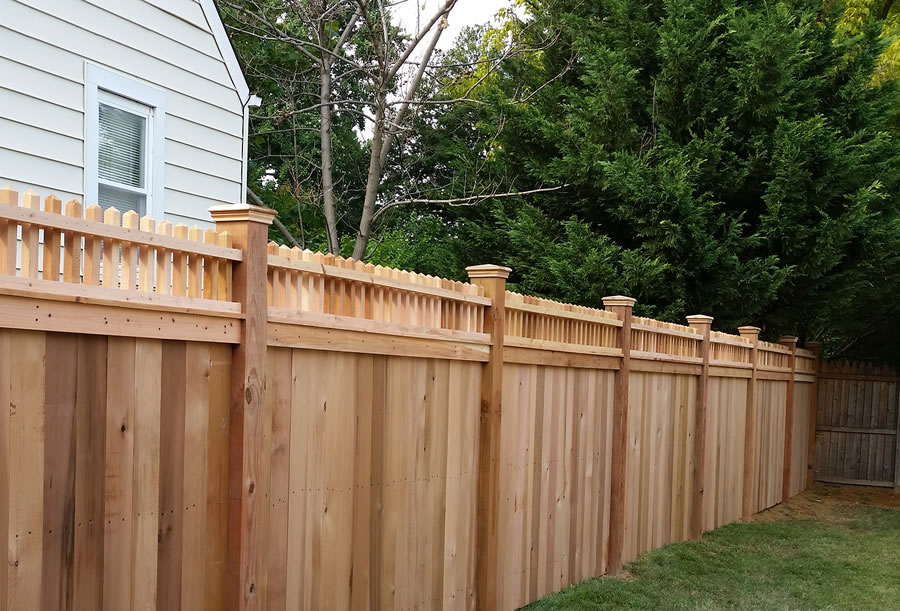 How To Repair Wood Fence